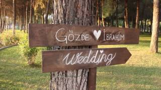 Gözde & İbrahim Wedding Story Studio Lal Photography  IC HOTEL