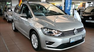 2014 New VW Volkswagen Golf Sportsvan