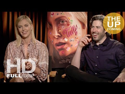 Tully: Charlize Theron And Jason Reitman Interview