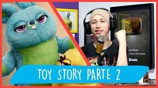 REACT Toy Story 4 | Novo Trailer Dublado