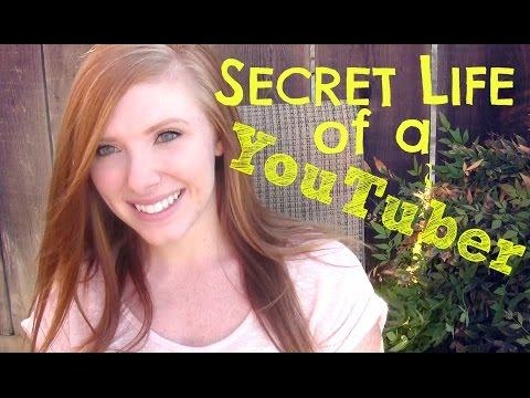 SECRET LIFE OF A YOUTUBER!   VEDA DAY 31