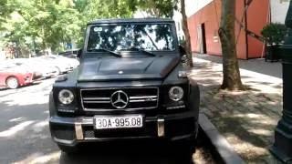 [XEHAY.VN] Mercedes-AMG G63 Edition 463 bản đặc biệt tại Hà Nội