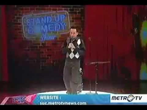 Stand Up Comedy Show Genre Komika Para Artis Lucu Minggu 12 April 2015