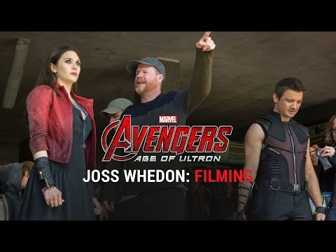 Joss Whedon's Favorite Moments While Filming For Marvel's Avengers: Age Of Ultron