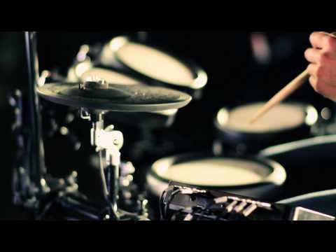 YAMAHA DTX 542K SERIES Electric Drum Kit Demo
