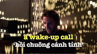 Học tiếng Anh qua phim ảnh: A Wake-Up Call - Phim Limitless