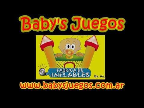 Alquiler y venta de inflables-castillos peloteros juegos inflables en Buenos Aires