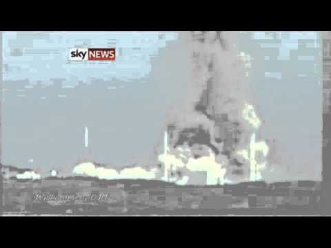 Second Explosion At Fukushima Nuclear Plant (march 14, 2011) video