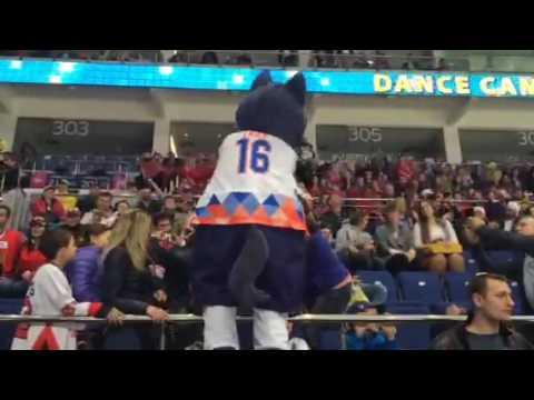 Атмосфера чемпионата мира по хоккею - Лайка жжот