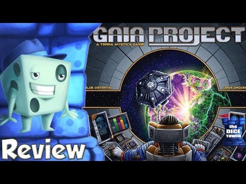 Gaia Project Review - with Tom Vasel