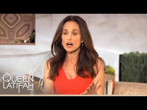 Andie MacDowell Talks Iconic Movies