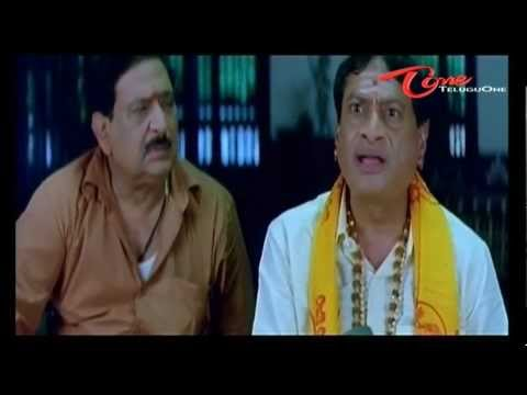 Venkatesh's Hilarious Horoscope By MS Narayana - Telugu Comedy