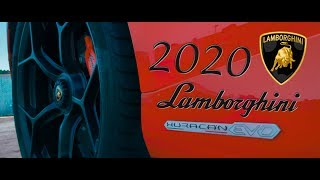 Racing Drones Vs. TWIN 2020 Lamborghini Huracán EVOs #lamborghini #huracan #huracanevo