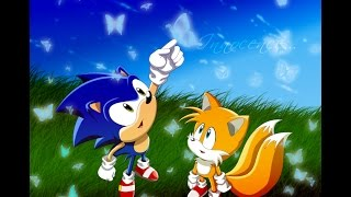 Sonic and Tails~here comes a thought~(short, HD, thx for the 2,000+ subs special 1/3)