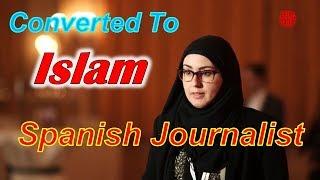 Spanish Journalist Converted To Islam Sister Amanda Figueras