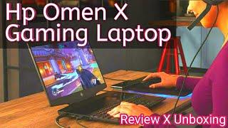||Buy HP OMEN X Gaming laptop ||REVIEW