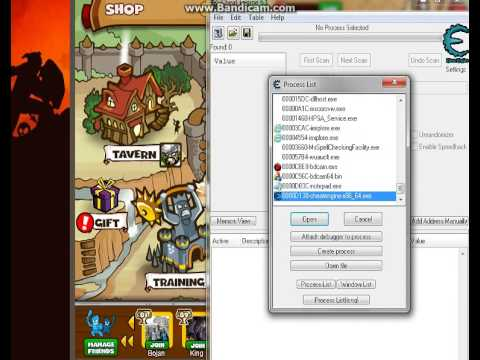 Dungeon Rampage Micluty Hack Wall Cheat Engine 6.1