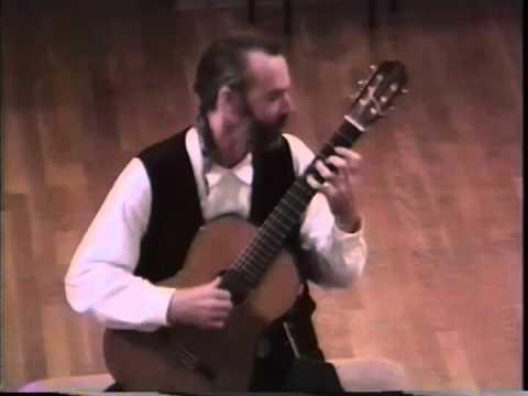 David Burgess, Guitar - Samba do Aviao by Antonio Carlos Jobim