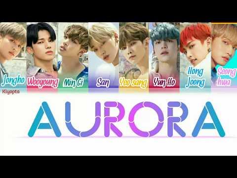 Download ATEEZ 에이티즈 - 'AURORA' Color Coded s  Han/Rom/Eng  Mp4 baru