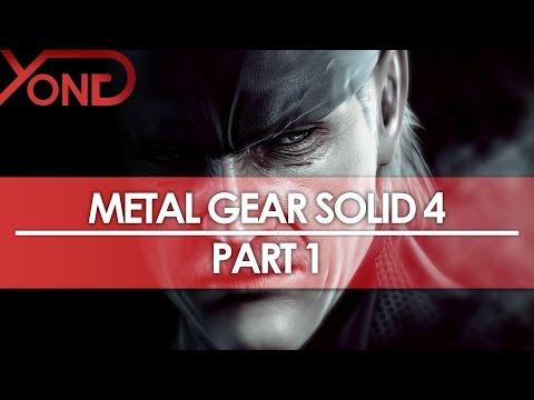 Metal Gear Solid 4 - War Has Changed - Yongplay #1 video
