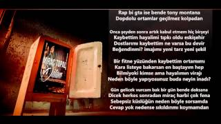 Miraç topal - Ortam (Lyrics video)