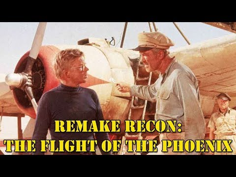 Flight Of The Phoenix - Original Vs. Remake Review