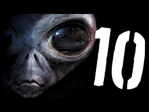 10 Wiarygodnych Obserwacji UFO [TOPOWA DYCHA]