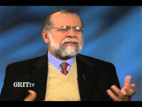 GRITtv: Hamid Dabashi: Iranian People Matter