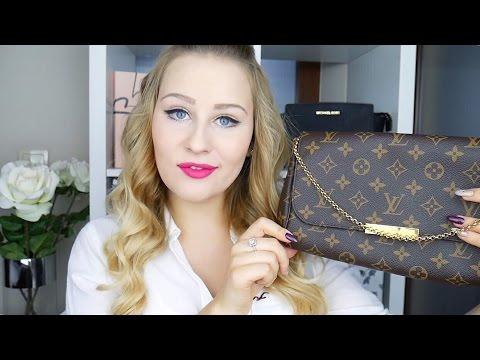 Louis Vuitton Favorite MM | Unboxing