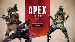 Apex ledgeds main menu for 10 hours