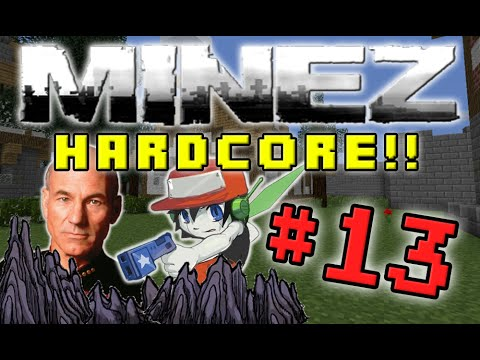 MineZ HC! - Part 13 (THE GREAT ESCAPE?!)