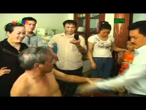Phóng sự VTV1 về lương y Võ Hoàng Yên - 4/7/2011