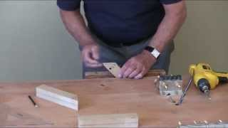 Incredible Joints by Dowelmax Part 1 - The Triple Miter
