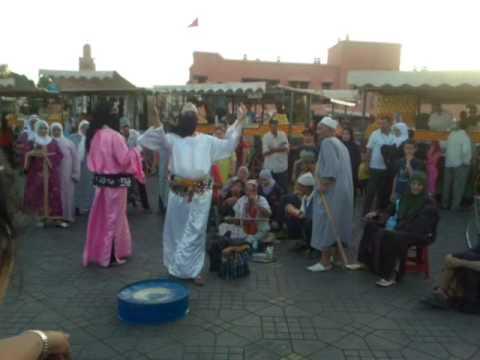 Morocco trip proper gay dancing
