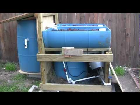 Backyard Aquaponics: Revisions