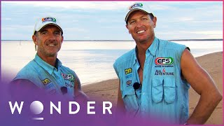These Men Journey Across Australia On An Epic 4X4 Adventure | All 4 Adventures S1 EP3 | Wonder