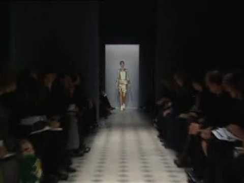 Balenciaga Fall 2008 Fashion Show (full)