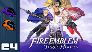 Let's Play Fire Emblem: Three Houses - Part 24 - +1 Asparagus