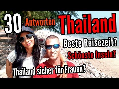 THAILAND URLAUB oder THAILAND REISEN