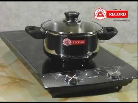 cocinas de inducci n record youtube On cocina de induccion record
