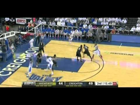 Creighton vs Wichita State (03/02/2013)