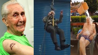 105-Year-Old Daredevil May Be the World