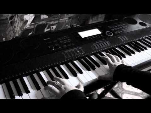Rammstein Rosenrot (piano cover)