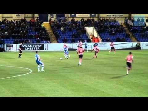 Chester FC 4 Lincoln City 0