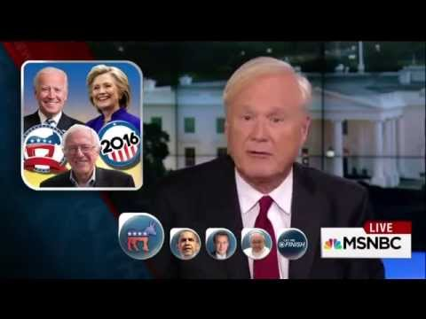 Chris Matthews  Biden Could Shift Focus from Hillary's 'Termite Bites of Benghazi and E Mail'