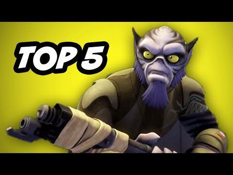 Star Wars Rebels Episode 2 Review and Easter Eggs