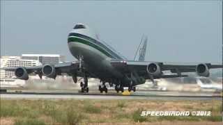 Evergreen International Boeing 747-212B(F) [N486EV] Taxi and Takeoff