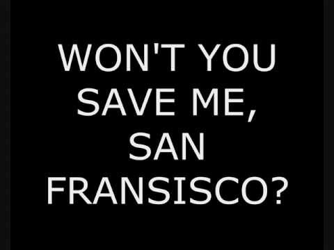 Train - Save Me, San Fransisco Lyrics [full Hd] video