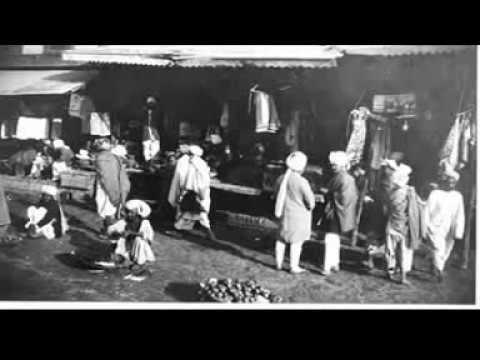 peshawar old picture Video
