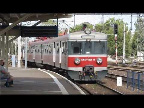 (HD) Pare Godzin Na Stacji W Lublinie . + Mały Błąd PKP Intercity